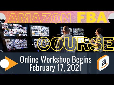 Free Amazon FBA Courses 2021 - The Best Free Amazon Fba Full Course [Updated For FEBRUARY 2021]