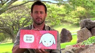 Story Time With Hawaii Five-0s Alex OLoughlin