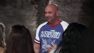 Dana White drops by the TUF house | The Ultimate Fighter