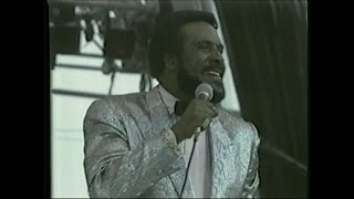 The Four Tops - Bernadette (ABC - Live Aid 7/13/1985)