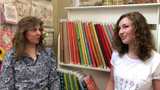 Small Business Spotlight: Bernina Stylish Fabrics and Quilts