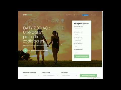 Annonce profil pour site de rencontre