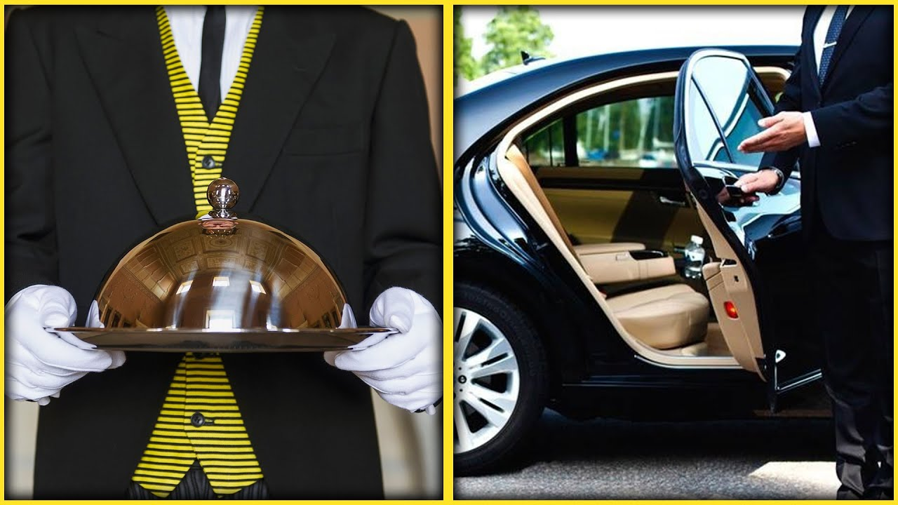 Rich People Luxury Services That Will Make You Feel Poor
