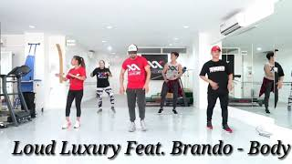 Loud Luxury Feat. BRANDO   Body | Mixxedfit | Dance Workout
