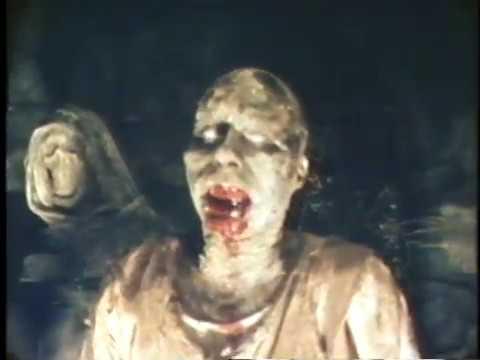 Super 8 Zombie footage