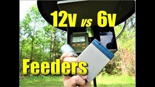 Deer Feeder Motor: 12V vs 6V Boss Buck Feeders Review