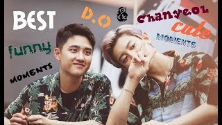 EXO | BEST FUNNY & CUTE MOMENTS | D.O & CHANYEOL