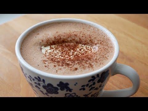 Heiße Schokolade Selber Machen (Rezept) || Homemade Hot Chocolate (Recipe) || [ENG SUBS]