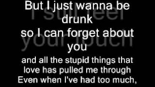 Not drunk enough - Adele Erichsen lyrics