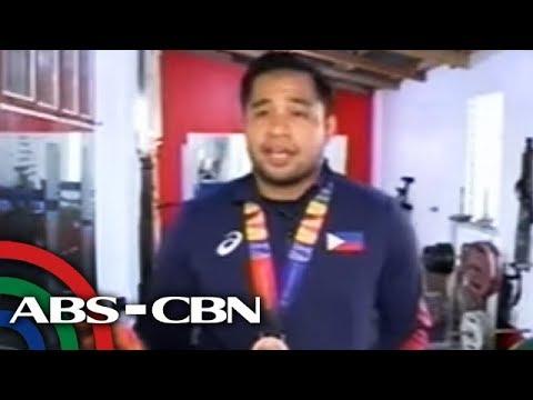 [ABS-CBN]  Grassroots combat sambo, ibubusol kan SEA Games bronze medalist na si Nino Mondejar   TV Patrol