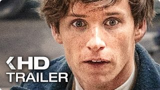 Fantastic Beasts and Where to Find Them ALL Trailer & Clips (2016)