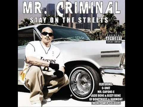 California Blows My Mind - Mr Criminal Feat: Dominator