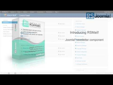 Ep. 43: Introducing RSMail! - Joomla! newsletter extension