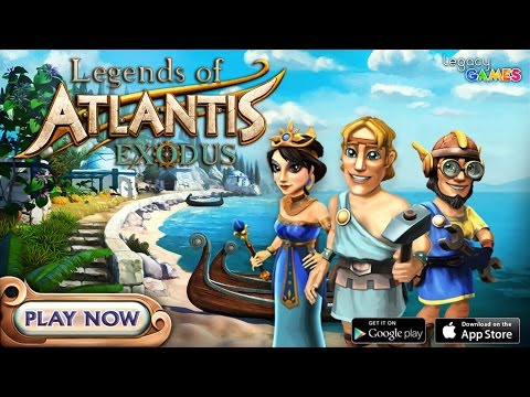 Video of Legends of Atlantis: Exodus HD