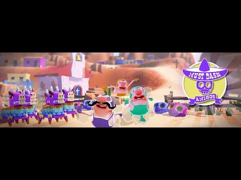 [WIP] Must Dash Amigos -  Promo Trailer thumbnail