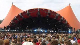 Dizzy Mizz Lizzy -  Find my way. Roskilde 2010