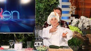 Bradley and Ellen Get Cookin' - dooclip.me