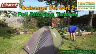 Coleman Darwin 2   Full Pitching Tutorial