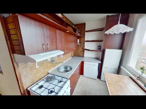Pronájem bytu 2+1 59 m2 Fialková, Trutnov Horní Staré Město