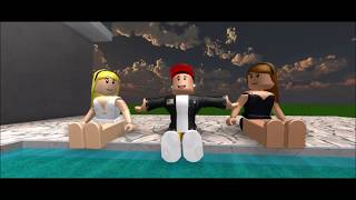Freaky Friday FT. CHRIS BROWN AND LIL DICKY (ROBLOX Music Video)