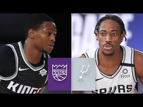 Sacramento Kings vs. San Antonio Spurs | 2019-20 NBA Highlights