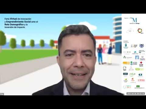Primera jornada de la I Feria Virtual de Innovación y Emprendimiento Social