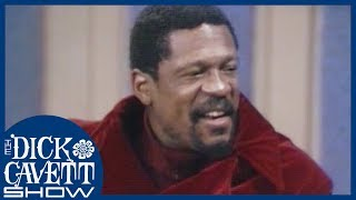 Bill Russell Plays The Word Association Game   The Dick Cavett Show