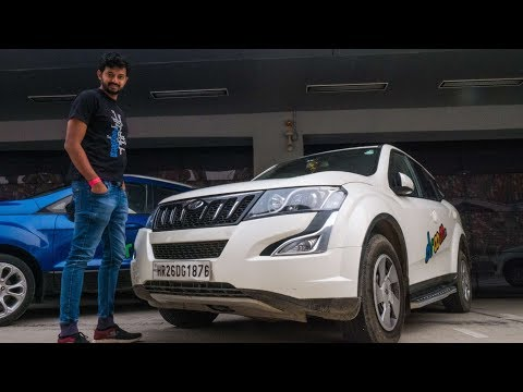 Old Mahindra XUV500 On Track - Better Than Scorpio | Faisal Khan