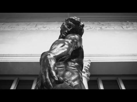 A gifted storyteller: Auguste Rodin