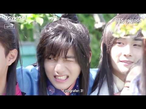 indo sub    episode  this is         hansung  of          hwa rang    a k a  bts v
