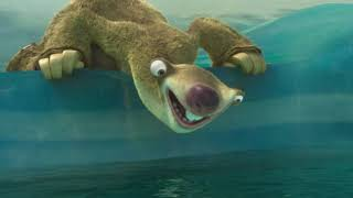Ice Age: Continental Drift - Sid Drinks Salty Water