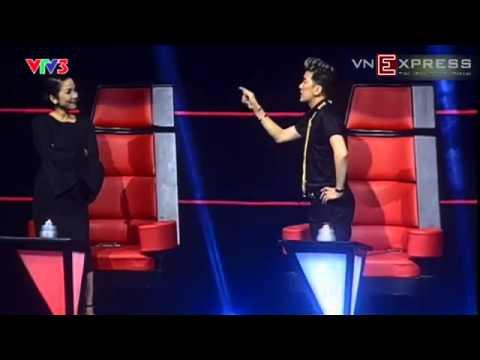 Tổng hợp những pha hài hước vòng giấu mặt giọng hát Việt 2013
