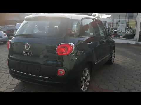 Video Fiat 500L Lounge, PDC.Klimaaut Pan.Dach.Euro 6.