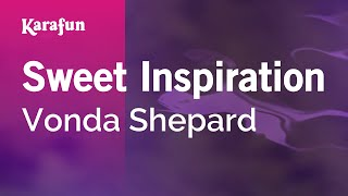 Karaoke Sweet Inspiration - Vonda Shepard *