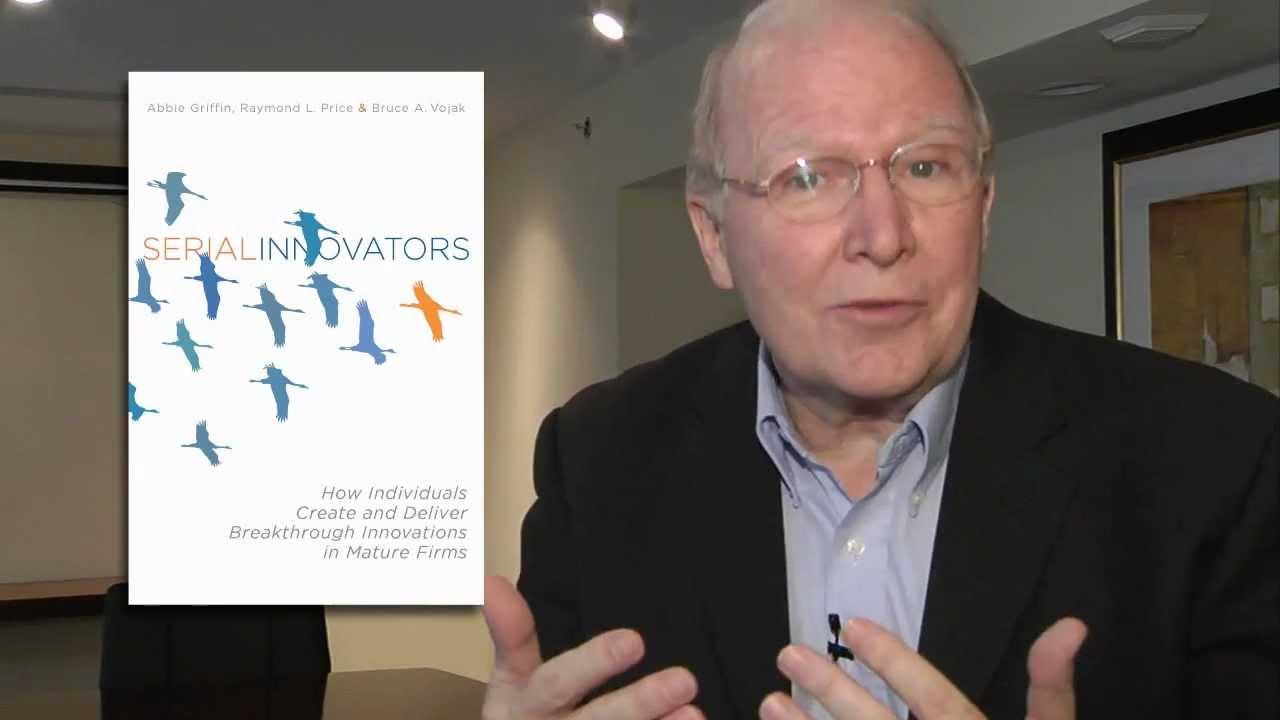Serial Innovators: Book