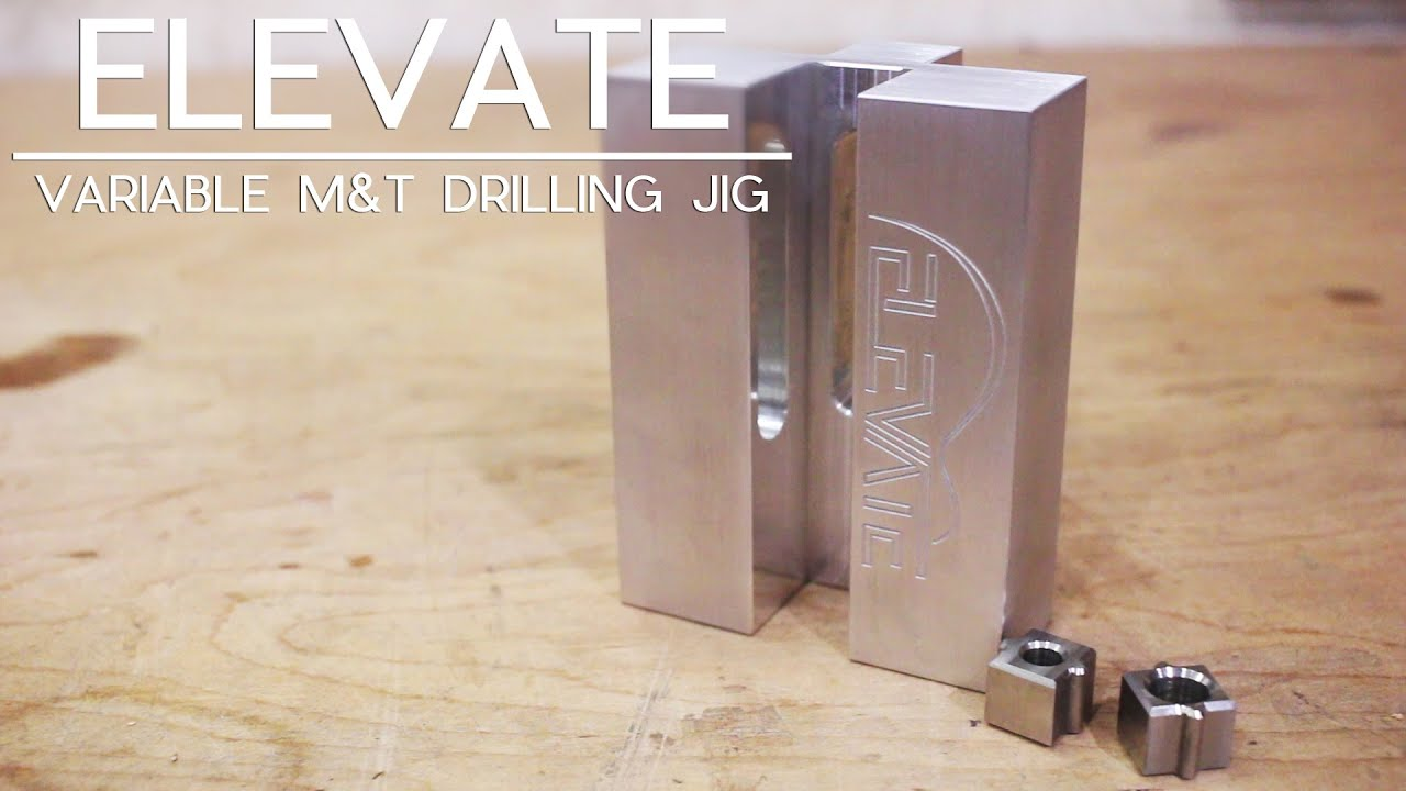 Using Your Variable M&T Drilling Jig