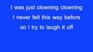 JLS Clowning Around Lyrics