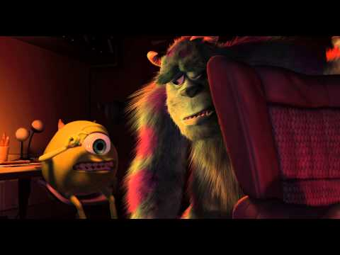 The Classics – Monsters, Inc.