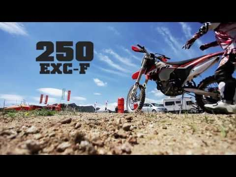 2014 KTM 250 EXC-F