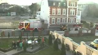 preview picture of video 'Einstzübung FF Schmölln, Betreuungszug Johanniter Rettungswache Schmölln - Objekt Lebenshilfe'
