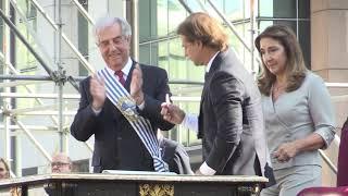 S.M. el Rey asiste a la Ceremonia de Transmisión del Mando Presidencial