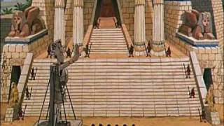 Asterix And Cleopatra Part 1 English