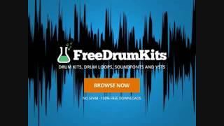 Timbaland Drum Kit FREE Download