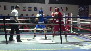 Felix Gonzalez Jr First fight in Puerto rico