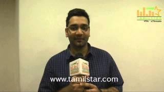Karthik Priyadarshan at Kappal Movie Press Meet