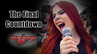 The Final Countdown   Europe; By The Iron Cross