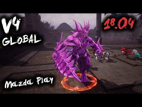 v4 ВОСКРЕСЕНЬЕ В НОЧИ / ГНОМКА 1.185.000 БМ / V4 MAZDA PLAY MMORPG 2021