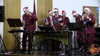 """NBS orķestra sitaminstrumentu """"Jautrā seksteta""""un tubu kvarteta koncerts """"Jautrā solī"""" Jūrmalas Mūzikas vidusskolā"""
