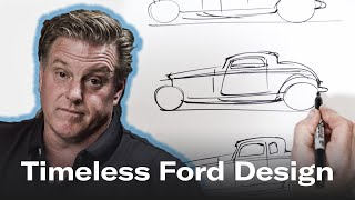 What Makes The 32 Ford So Iconic? | Chip Foose Draws A Car - Ep. 1