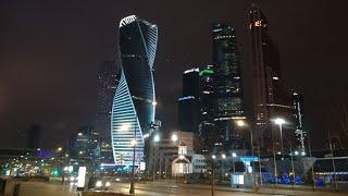 Novotel Moscow City обзор номера и прогулка